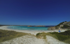 Blue Heaven BeachTwhlight Bay Esperance