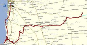 GPS Perth-Hyden